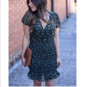 NWT Smocked Floral Dress